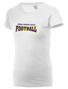 Football University Seattle Football  Russell Women's Campus T-Shirt