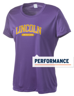 Lincoln Elementary School Lincoln Lions Women's Competitor Performance T-Shirt