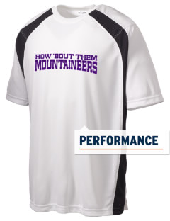 Ephrata Area Middle School Mountaineers Men's Dry Zone Colorblock T-Shirt