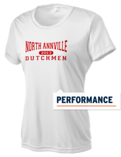North Annville Elementary School Dutchmen Women's Competitor Performance T-Shirt