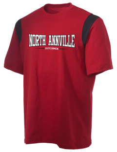 North Annville Elementary School Dutchmen Holloway Men's Rush T-Shirt