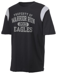 Warrior Run Middle School Eagles Holloway Men's Rush T-Shirt