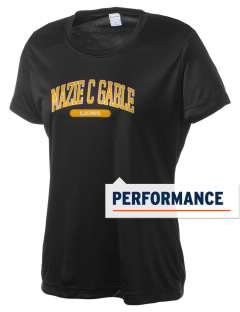 Mazie C Gable Elementary School Lions Women's Competitor Performance T-Shirt