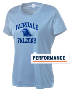 Fairdale Elementary School Falcons Women's Competitor Performance T-Shirt
