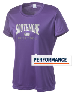 Southmore Intermediate School Bulldogs Women's Competitor Performance T-Shirt
