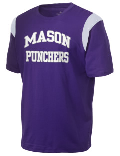 Mason High School Punchers Holloway Men's Rush T-Shirt
