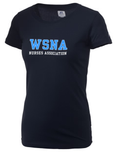 Washington State Nurses Association  Russell Women's Campus T-Shirt