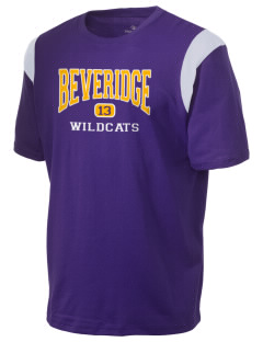 Beveridge Elementary School Wildcats Holloway Men's Rush T-Shirt