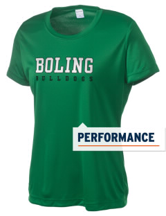 Boling High School Bulldogs Women's Competitor Performance T-Shirt