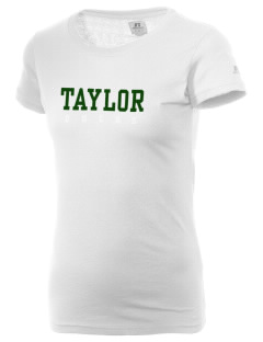 Taylor High School Ducks  Russell Women's Campus T-Shirt