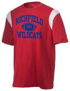 Richfield High School Wildcats Holloway Men's Rush T-Shirt