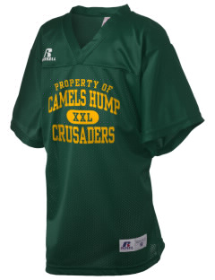 Camels Hump Middle School Crusaders Russell Kid's Replica Football Jersey