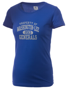 Washington-Lee High School Generals  Russell Women's Campus T-Shirt