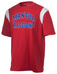 Mantua Elementary School Raccoons Holloway Men's Rush T-Shirt