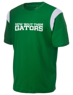 Grass Lake Elementary School Gators Holloway Men's Rush T-Shirt