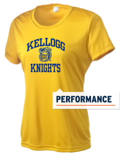 Kellogg Middle School Knights Women's Competitor Performance T-Shirt