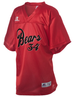 Gatzert Elementary School Bears Russell Kid's Replica Football Jersey