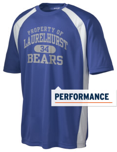 Laurelhurst Elementary School Bears Men's Dry Zone Colorblock T-Shirt