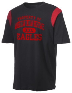 American Indian Heritage School Eagles Holloway Men's Rush T-Shirt