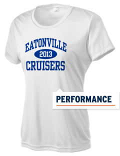 Eatonville High School Cruisers Women's Competitor Performance T-Shirt