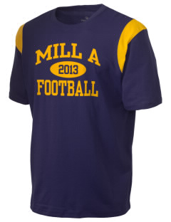 Mill A Elementary School Bobcats Holloway Men's Rush T-Shirt