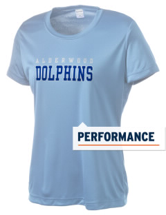 Alderwood Elementary School Dolphins Women's Competitor Performance T-Shirt