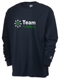 Team Cowboy Team Cowboy  Russell Men's Long Sleeve T-Shirt