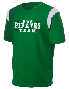 Reedley High School Pirates Holloway Men's Rush T-Shirt