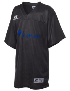 SIDHelp Athletics Russell Kid's Replica Football Jersey