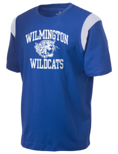 Wilmington High School Wildcats Holloway Men's Rush T-Shirt