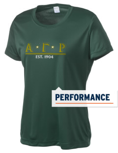 Alpha Gamma Rho Women's Competitor Performance T-Shirt