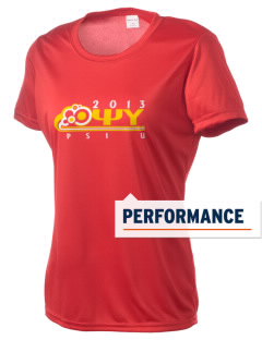 Psi Upsilon Women's Competitor Performance T-Shirt