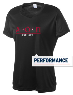 Alpha Omicron Pi Women's Competitor Performance T-Shirt