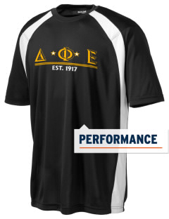 Delta Phi Epsilon Men's Dry Zone Colorblock T-Shirt