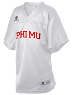 Phi Mu Russell Kid's Replica Football Jersey