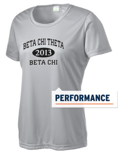 Beta Chi Theta Women's Competitor Performance T-Shirt
