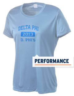 Delta Phi Women's Competitor Performance T-Shirt