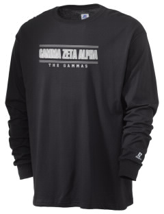 Gamma Zeta Alpha  Russell Men's Long Sleeve T-Shirt