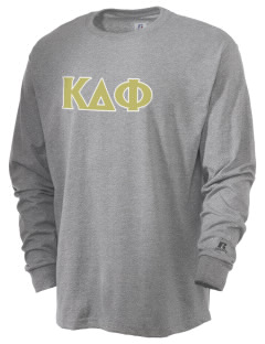 Kappa Delta Phi  Russell Men's Long Sleeve T-Shirt