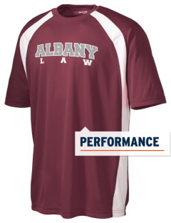 Albany Law School of Union University University Men's Dry Zone Colorblock T-Shirt