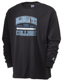 Bellingham Technical College College  Russell Men's Long Sleeve T-Shirt