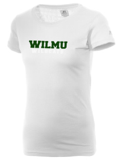 Wilmington University Wildcats  Russell Women's Campus T-Shirt
