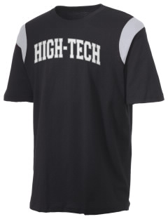 High-Tech Institute est. 1992 Holloway Men's Rush T-Shirt