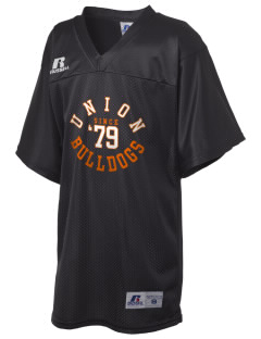 Union College  Bulldogs Russell Kid's Replica Football Jersey