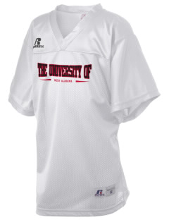 The University of West Alabama Tigers Russell Kid's Replica Football Jersey