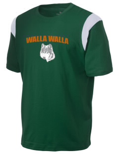 Walla Walla University Wolves Holloway Men's Rush T-Shirt