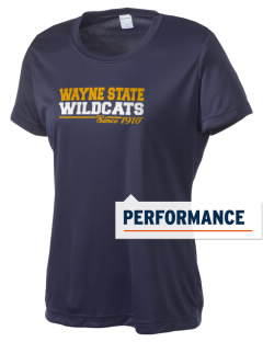 Wayne State College Wildcats Women's Competitor Performance T-Shirt