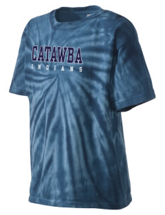 Catawba College Indians Kid's Tie-Dye T-Shirt
