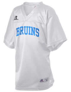 Piedmont International University BRUINS Russell Kid's Replica Football Jersey