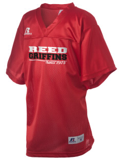 Reed College Griffins Russell Kid's Replica Football Jersey